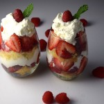 Easy Lemon Berry Trifle