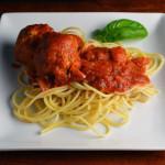 Killer Spaghetti and Meatballs