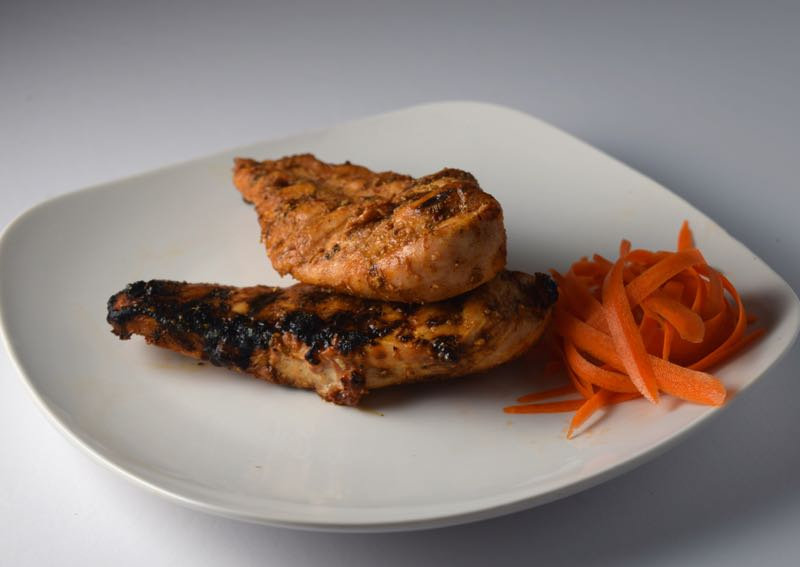 Grilled Asian Chicken - Chef Times Two
