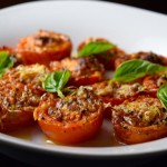 Tuscan Roasted Tomatoes