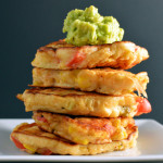 Sweet Summer Corn Fritters With a Kick