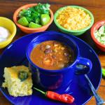 Vegetarian Texas Style Chili
