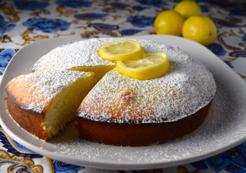 This Lemon Olive Oil Cake takes me back to southern Italy, where olive ...