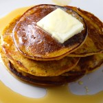 Superfood Pumpkin Pancake
