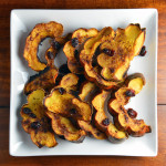 Sweet and Savory Acorn Squash