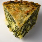 Sephardic Spinach Pie