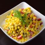 Israeli Corn Salad