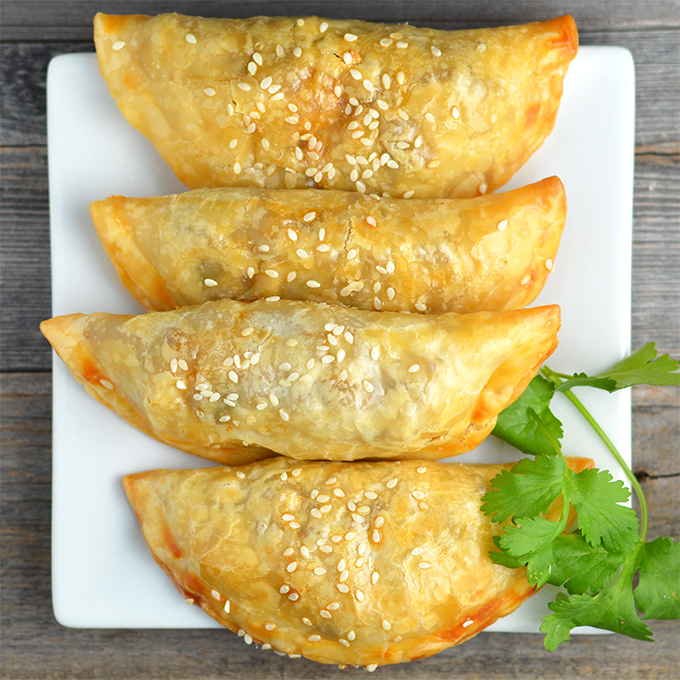 Argentinian Beef Empanadas - Chef Times Two