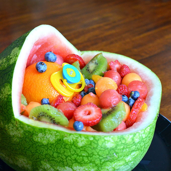 Baby Fruit Bassinet Bowl - Chef Times Two