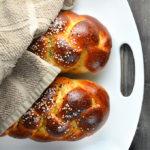 Shabbat Egg Challah