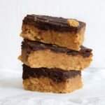 Easy Chocolate Peanut Butter Bars