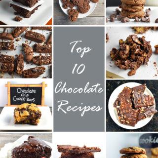 Top 10 Chocolate Recipes