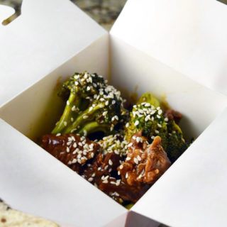 Spicy Beef With Broccoli